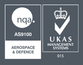 Accredited AS9001 Aerospace & Defence