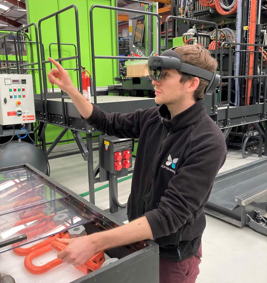 Mixed Reality Technology - News from CCP Gransden